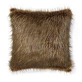 Faux Fur Pillow Cover, 18