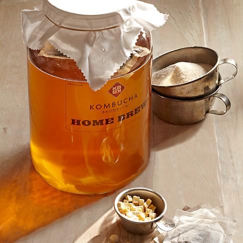 Flavored Kombucha Brooklyn Kit