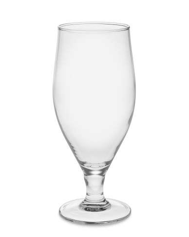 Stemmed Pilsner Glasses, Set of 6