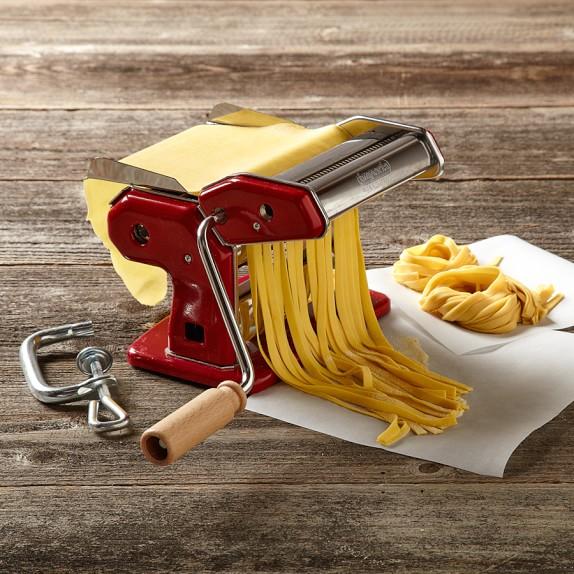 Imperia Pasta Machine, Red