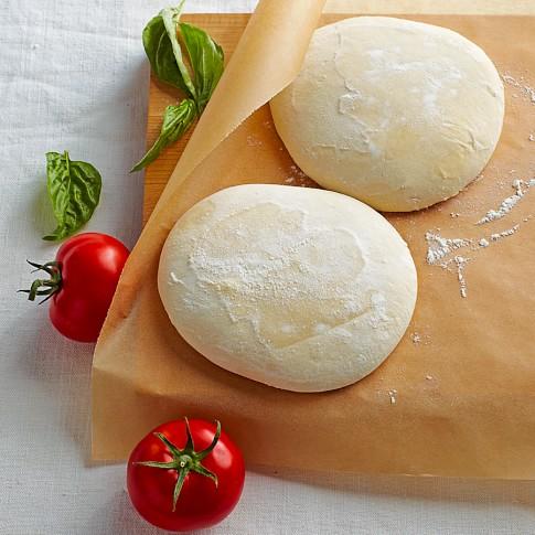 Pizza Dough, Set of 4