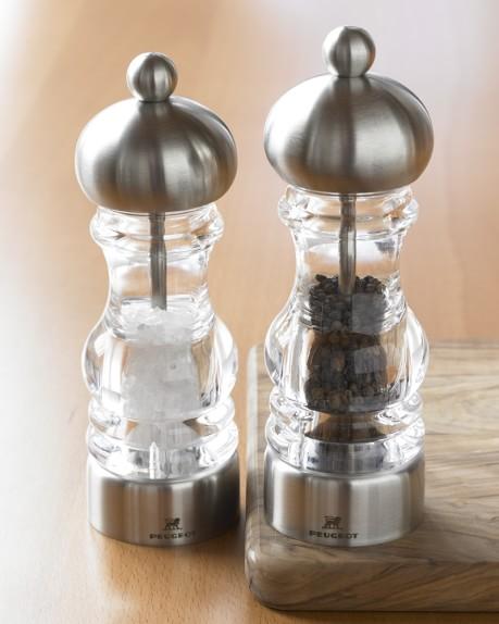 Peugeot Senlis Adjustable Salt & Pepper Mills