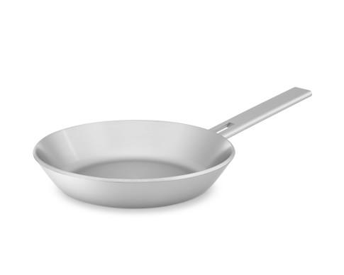 Demeyere John Pawson Stainless-Steel Fry Pan, 9 1/4
