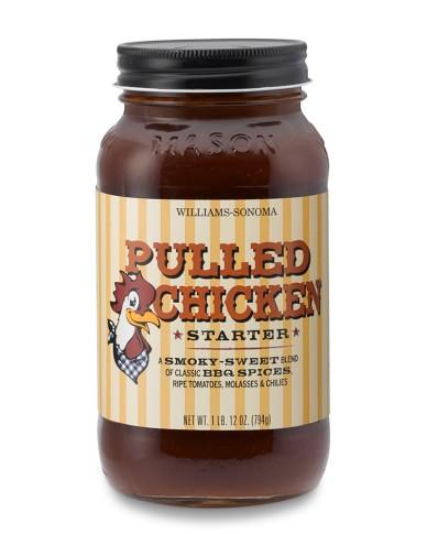 Williams-Sonoma Pulled Chicken Starter