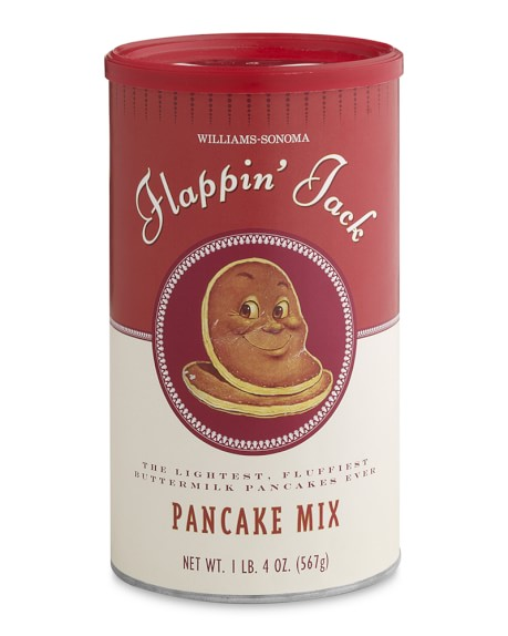 Williams-Sonoma Flappin' Jack Pancake Mix
