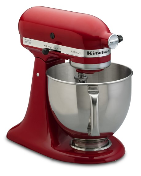 KitchenAid® Artisan Stand Mixer, Empire Red