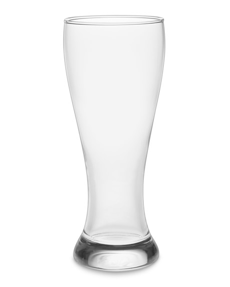 Wheat Beer Glasses, Set of 6