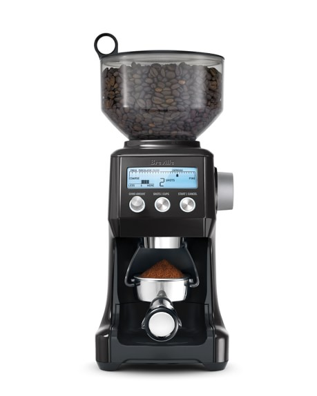 Breville Smart Coffee Grinder, Black Sesame