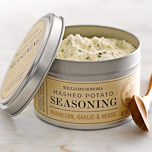 Garlic Parmesan Mashed Potato Seasoning, Set of 2