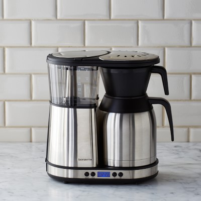 Bonavita 8-Cup Digital Brewer with Stainless-Steel Carafe Williams-Sonoma