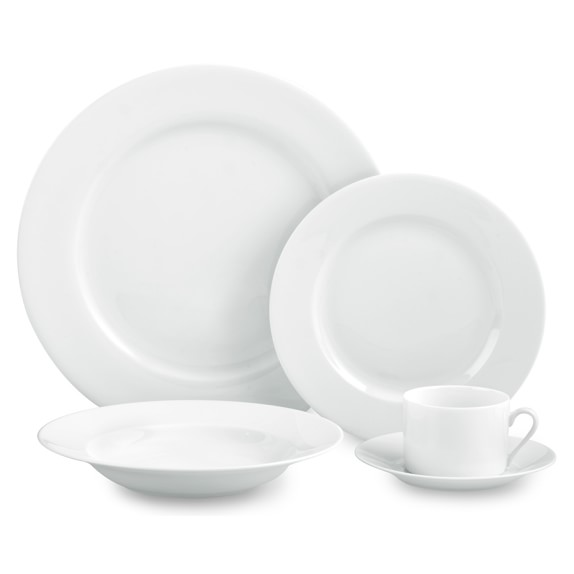 Apilco Tuileries Dinnerware 5-Piece Place Setting