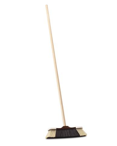 Tri-Color Broom