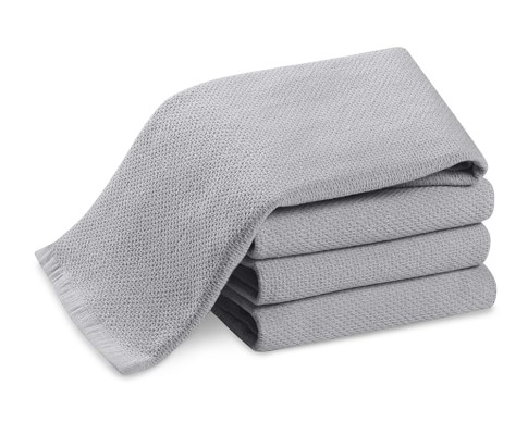 All-Purpose Pantry Towel, Set of 4, Drizzle