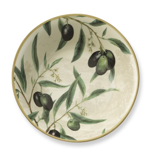 Olive Branch Serving Bowl