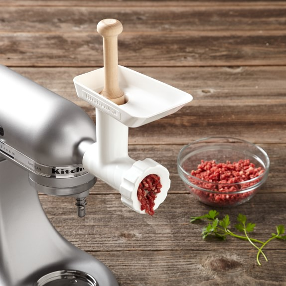 KitchenAid® Stand Mixer Food Grinder Attachment