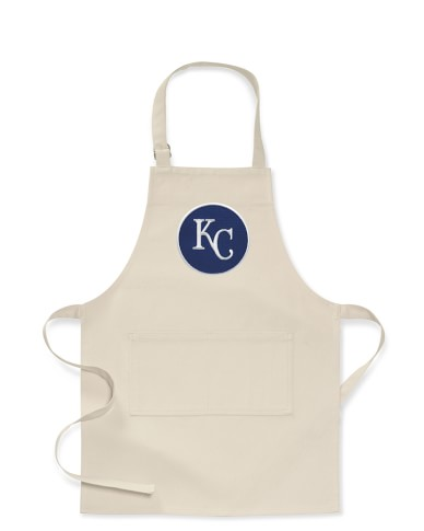 MLB™ Kansas City Royals, Kids Apron, Khaki