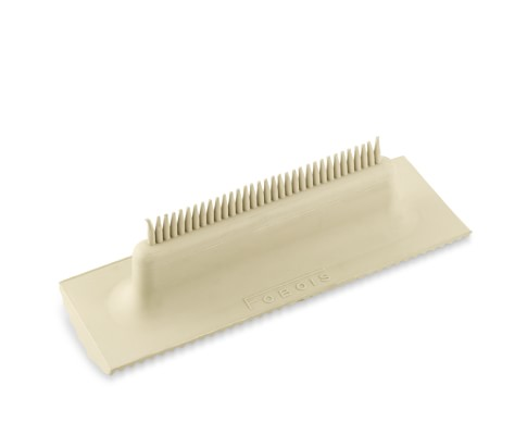 Wood Pattern Pastry Comb