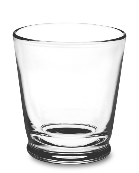 Edward Double Old-Fashioned Glasses, Set of 4