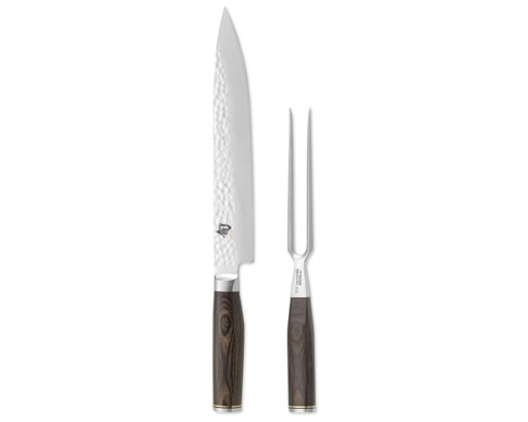 Shun Premier 2-Piece Carving Set