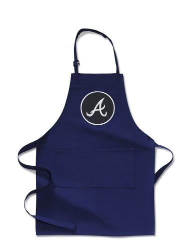 MLB™ Atlanta Braves, Kids Apron, Navy