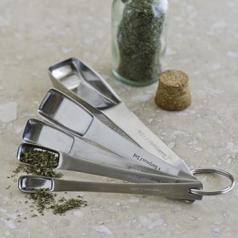 Narrow Measuring Spoons