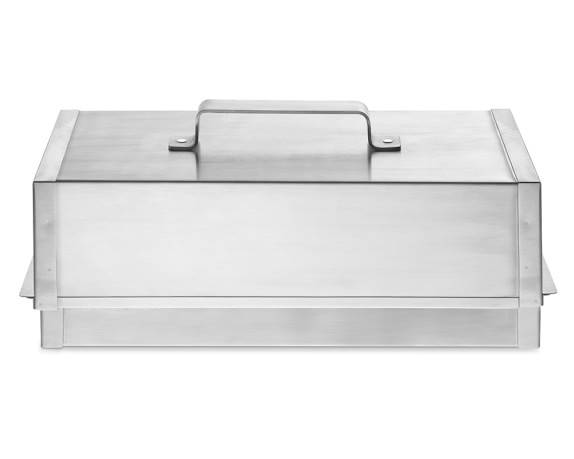 Stainless-Steel Smoker Box
