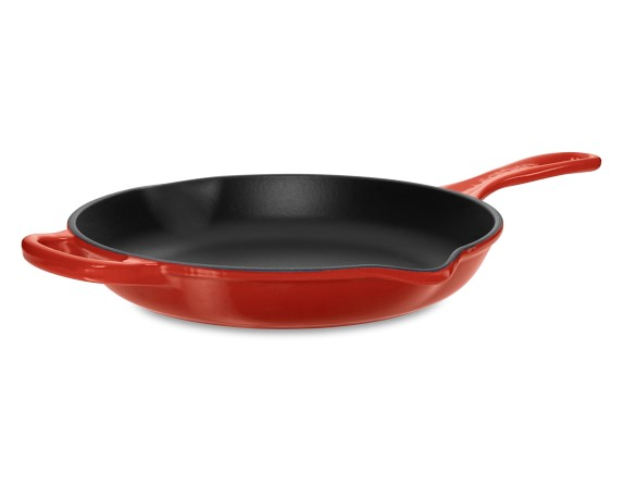 Le Creuset Signature Cast-Iron Fry Pan, 10