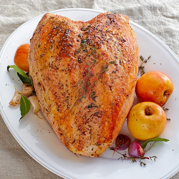 Willie Bird Fresh Bone-in Turkey Breast, Thanksgiving Delivery