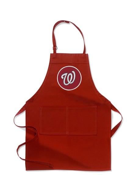 MLB™ Washington Nationals, Kids Apron, Red