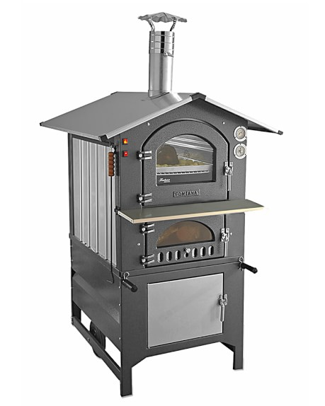Fontana Gusto 80AV Wood-Fired Outdoor Oven
