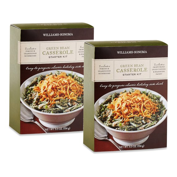 Green Bean Casserole Kit, Set of 2