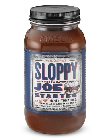 Sloppy Joe Starter