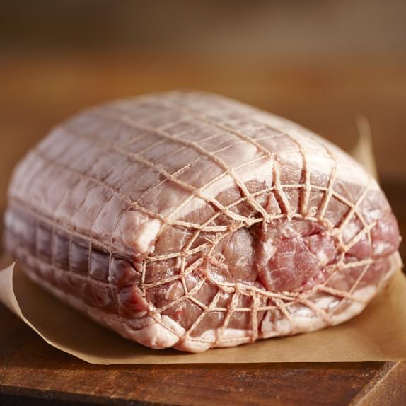 Boneless Lamb Loin Roast