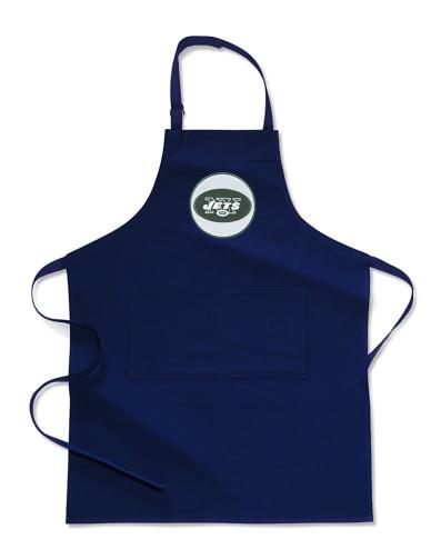 <i>NFL</i>&#8482; New York Jets Adult Apron, Navy