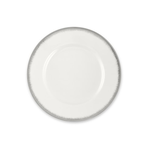 Williams-Sonoma Wedgwood Silver Aster Bread & Butter Plate