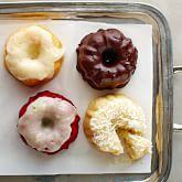 Assorted Mini Bundt Cakes, Set of 8