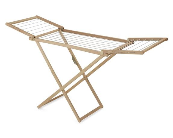 European Wooden Drying Rack