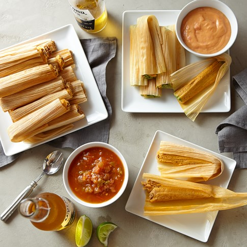 Small Fiesta Tamale Party