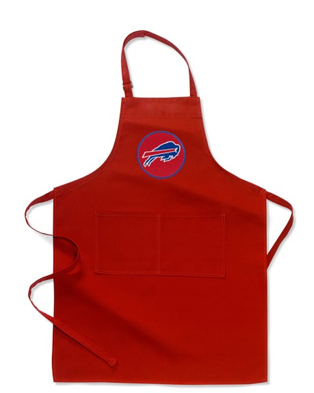 <i>NFL</i>&#8482; Buffalo Bills Adult Apron, Claret