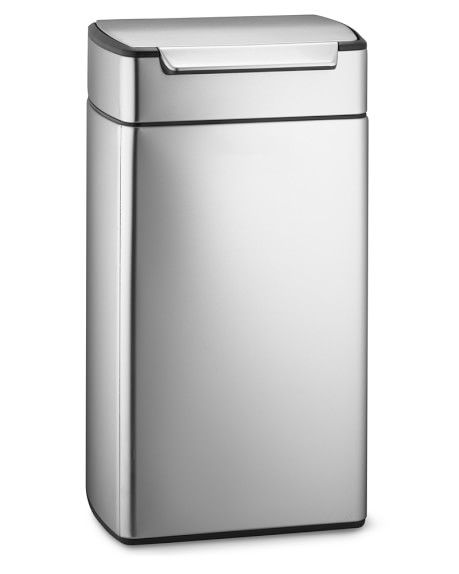 simplehuman™ Rectangular Touch Bar Trash Can
