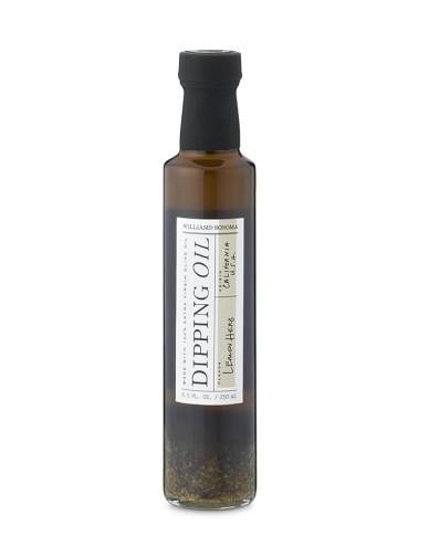 Williams-Sonoma Lemon Herb Dipping Oil