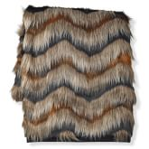 Faux Fur Throw, 50