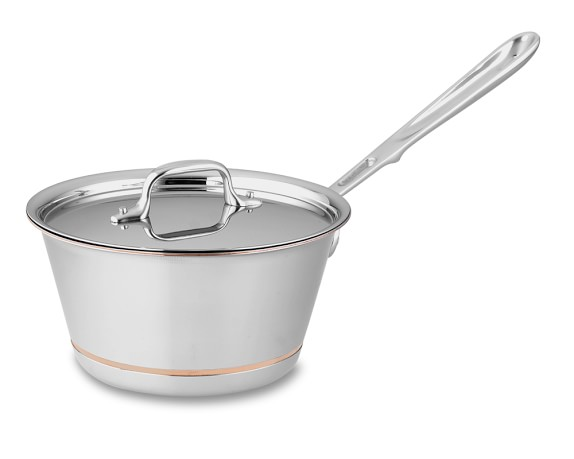 All-Clad Copper Core 2 1/2-Qt. Reduction Pan