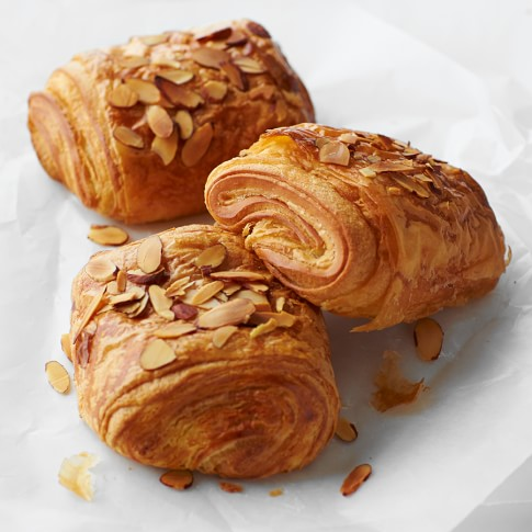 Almond Croissants, Set of 15