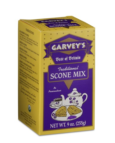 Garvey Scone Mix