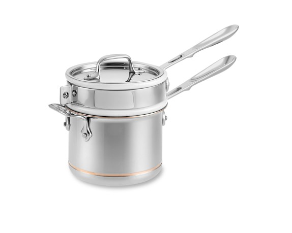 All-Clad Copper Core 1 1/2-Qt. Double Boiler