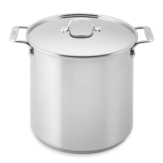 All-Clad Gourmet Accessories Stock Pot, 16-Qt.