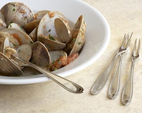 Piazza Seafood Forks, Set of 4
