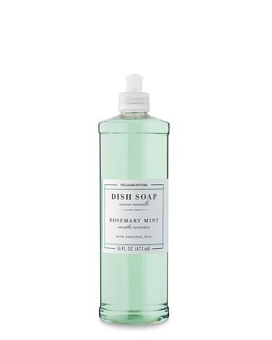 Williams-Sonoma Essential Oils Dish Soap, Rosemary Mint