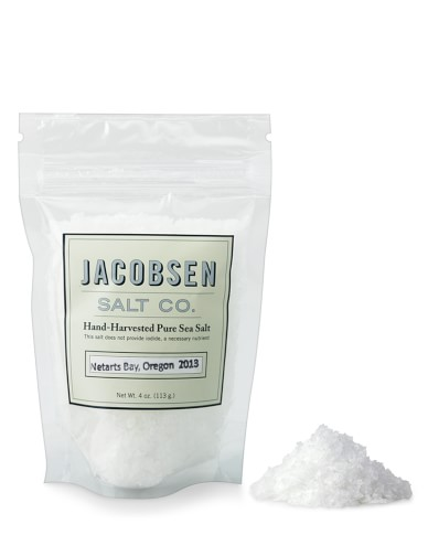 Jacobsen Salt Co. Flake Finishing Sea Salt